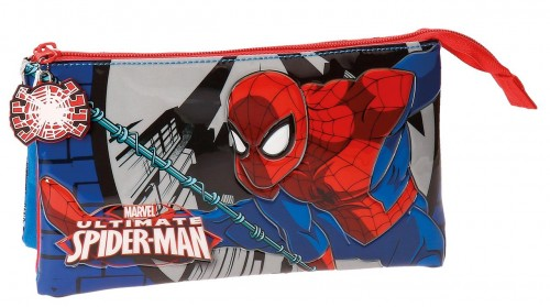 Portatodo Triple Compartimento Spiderman 2164361