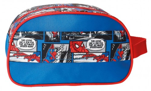 Neceser Adaptable Spiderman 2164461 dorsal