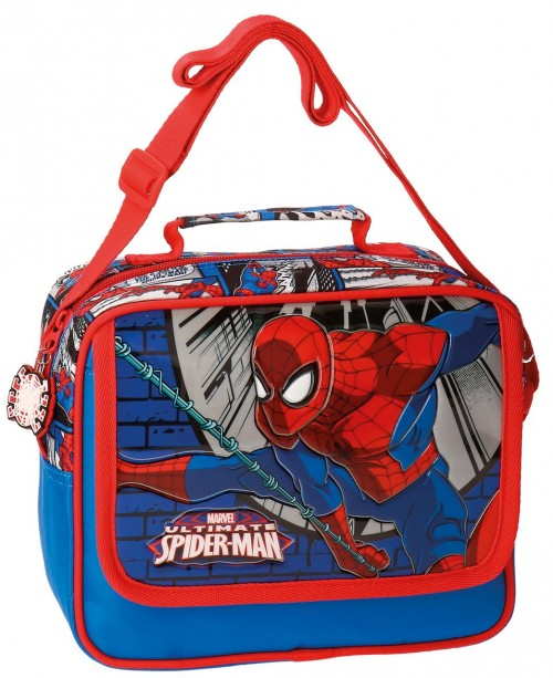 Neceser Adaptable Bandolera Spiderman 2164861