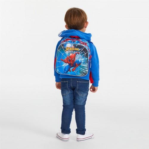 2382061 Mochila 25 cm en 3 Dimensiones Spiderman  street detalle