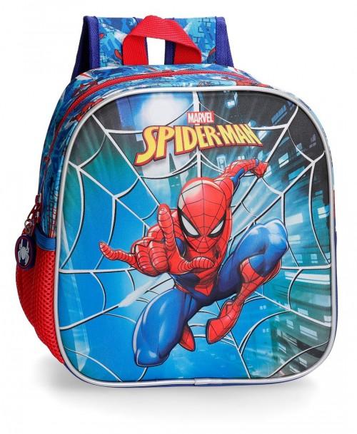 2382061 Mochila 25 cm en 3 Dimensiones Spiderman  street