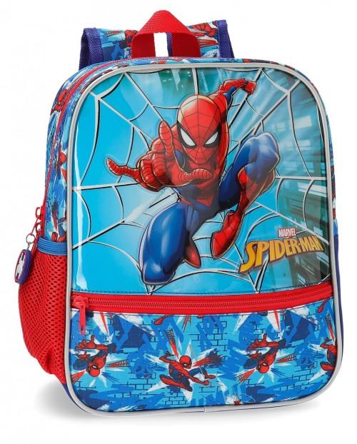 2382161 mochila 28 cm spiderman street