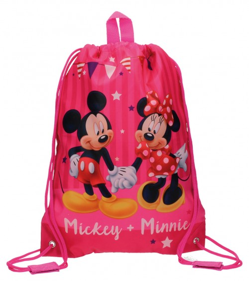 Gym Sac Mickey & Minnie 2693851