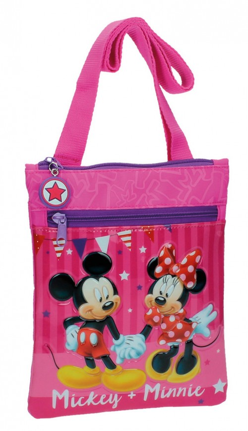 Bandolera Mickey & Minnie 2695551
