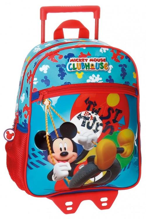 Molchila corro Mickey 33 cm 28822M1