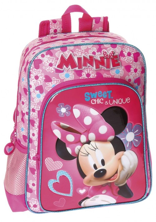 Mochila Adaptable 38 cm Minnie 28923A1