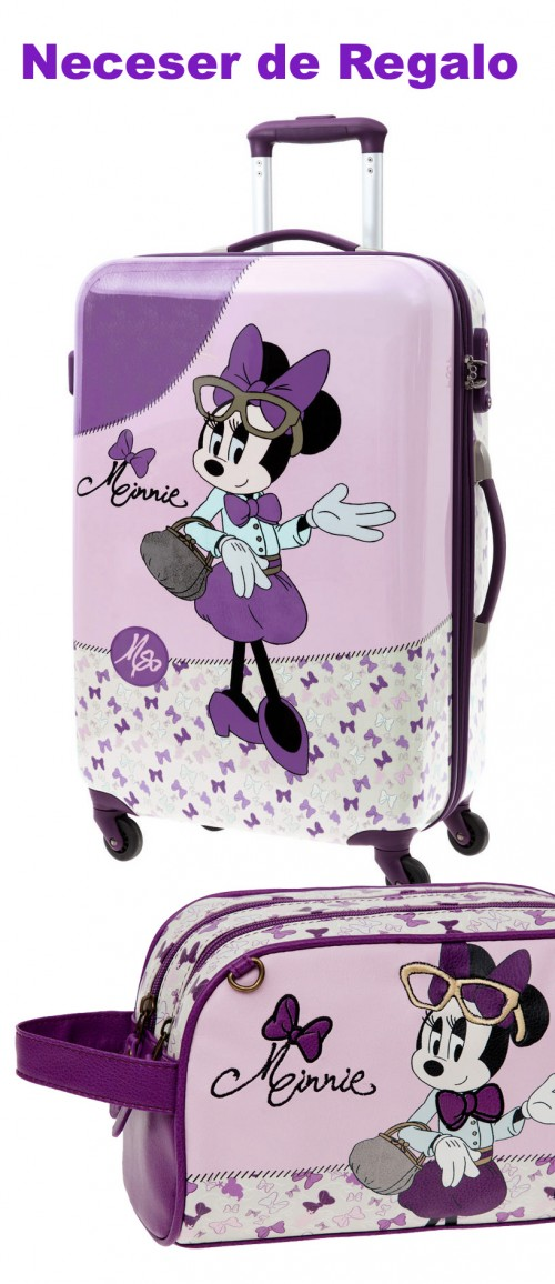 Maleta Mediana Minnie 3290251