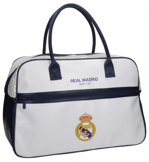 Bolsa de Viaje Real Madrid Blanca 5483551