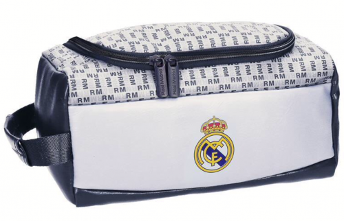 Neceser Real Madrid Blanco 5484451