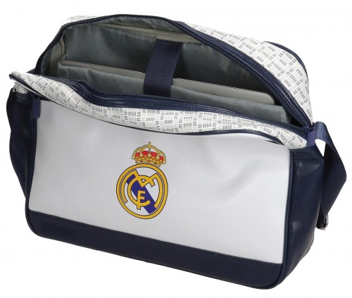 Bandolera Real Madrid Blanca 5485051 interior