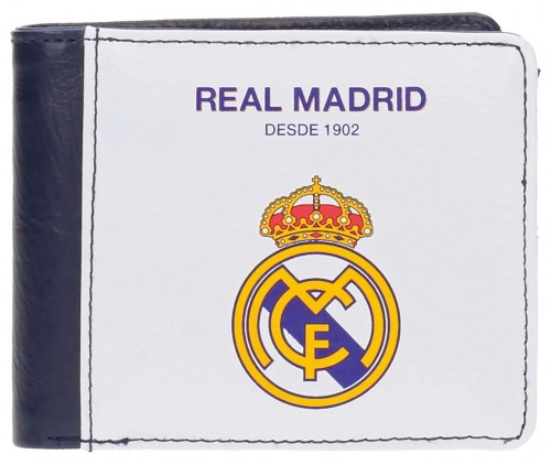 Billetero RealMadrid Blanco 5488251
