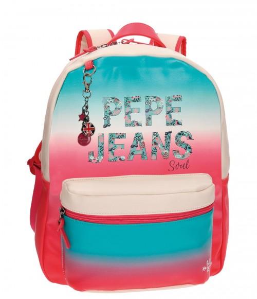 Mochila Adaptable Pepe Jeans 65423A1