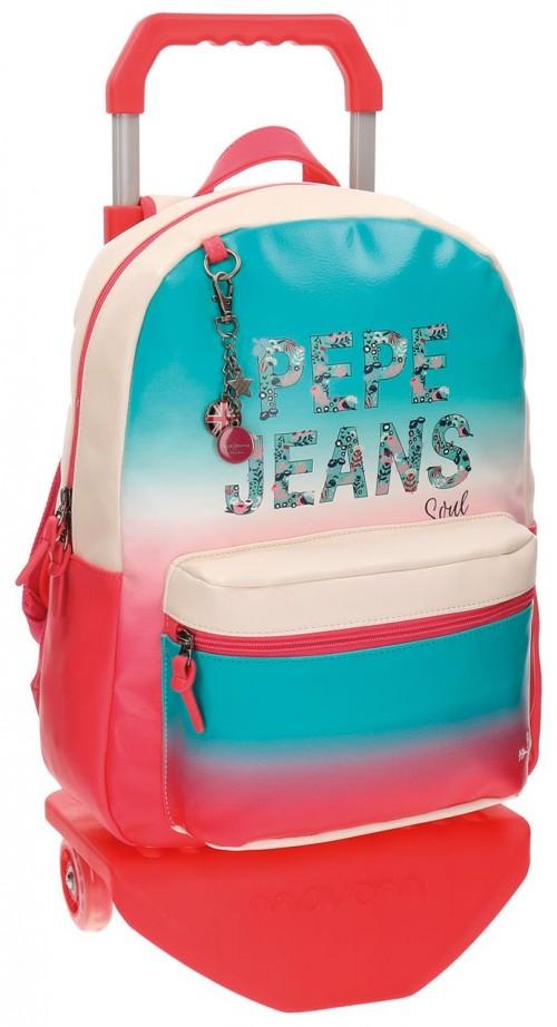 Mochila Carro Pepe Jeans 65423M1