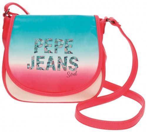 Bandolera con Solapa Pepe Jeans 6545451