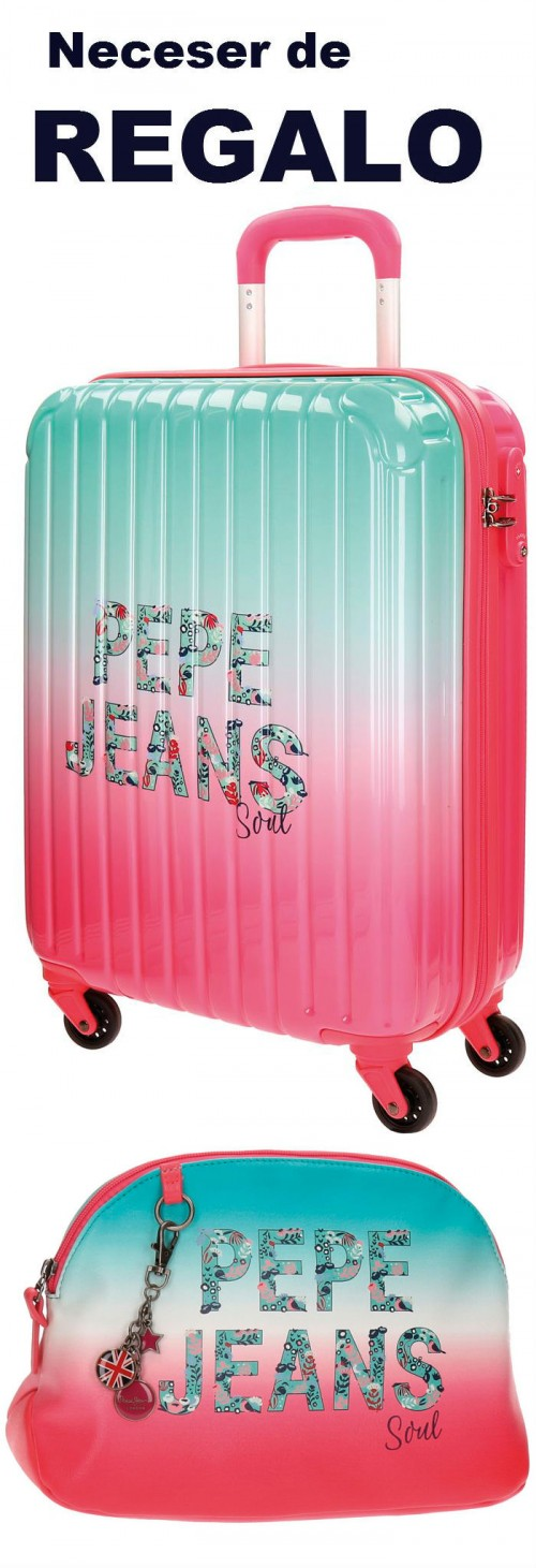 Maleta de Cabina Pepe Jeans 6547751