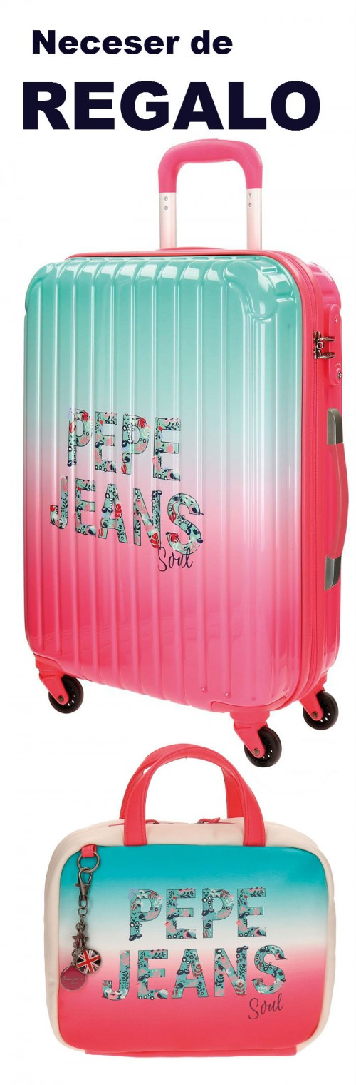 Maleta Mediana Pepe Jeans 6547851