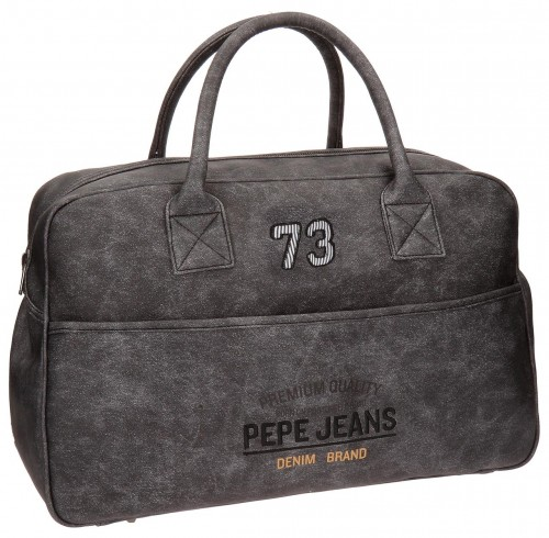 Bolsa de Viaje Pepe Jeans Gris 6583552