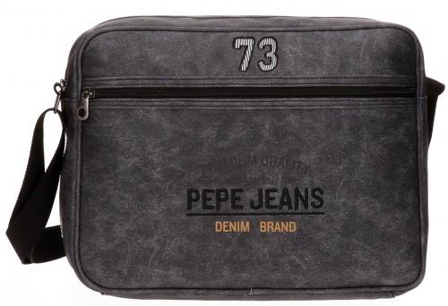 Bandolera Portaordenador Gris Pepe Jeans 6585052