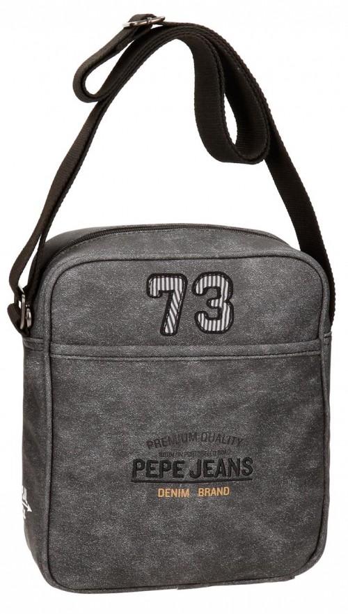 Bandolera Portatablet Pepe Jeans Gris  6585452