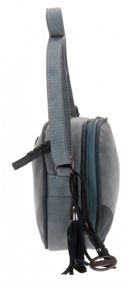 Bandolera Pepe Jeans Azul 7685452 lateral