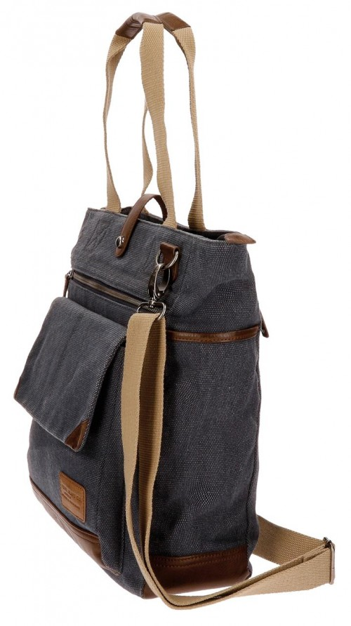 Tote Bag Pepe Jeans 7797651 lateral