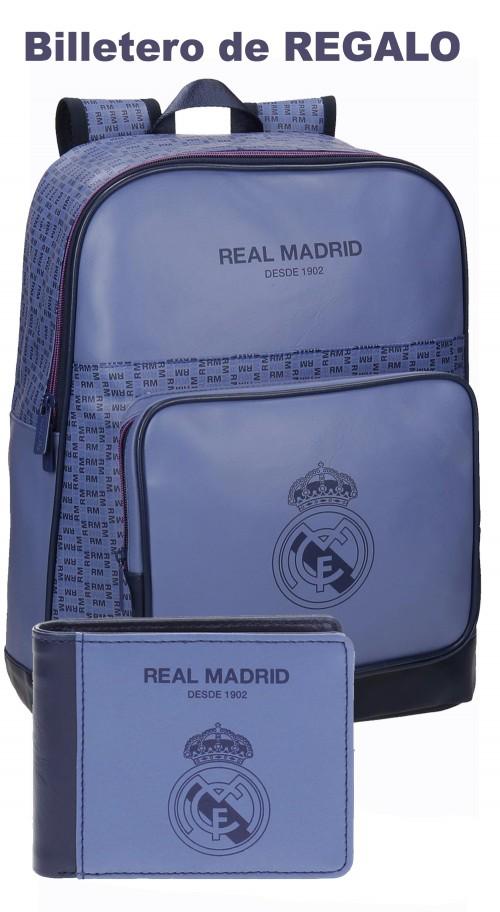 Mochila Real Madrid Azul 5492351