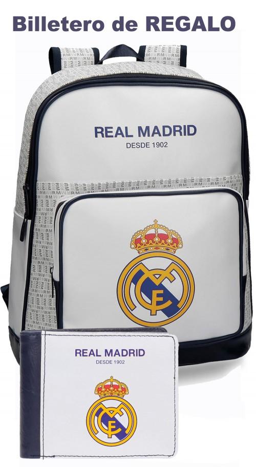 Mochila Real Madrid Blanca 5482351