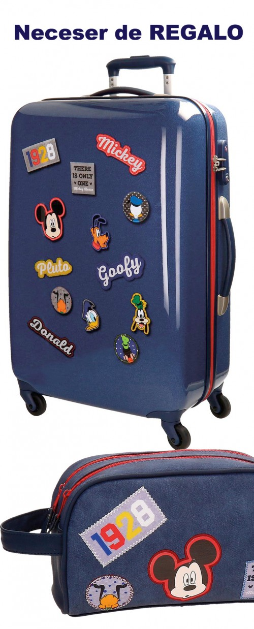 Trolley Mediano Mickey 3017161