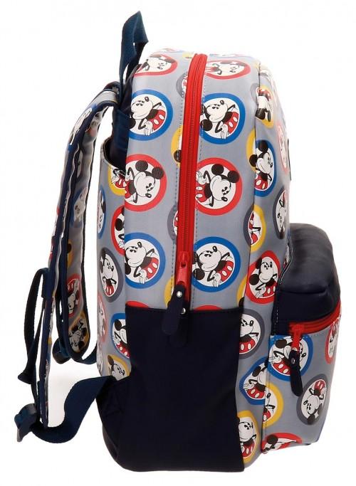 Mochila de 32 Cm Mickey 3022261 lateral
