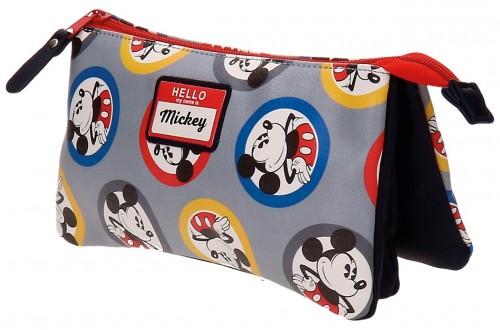 Portatodo Triple Mickey 3024361 detalle