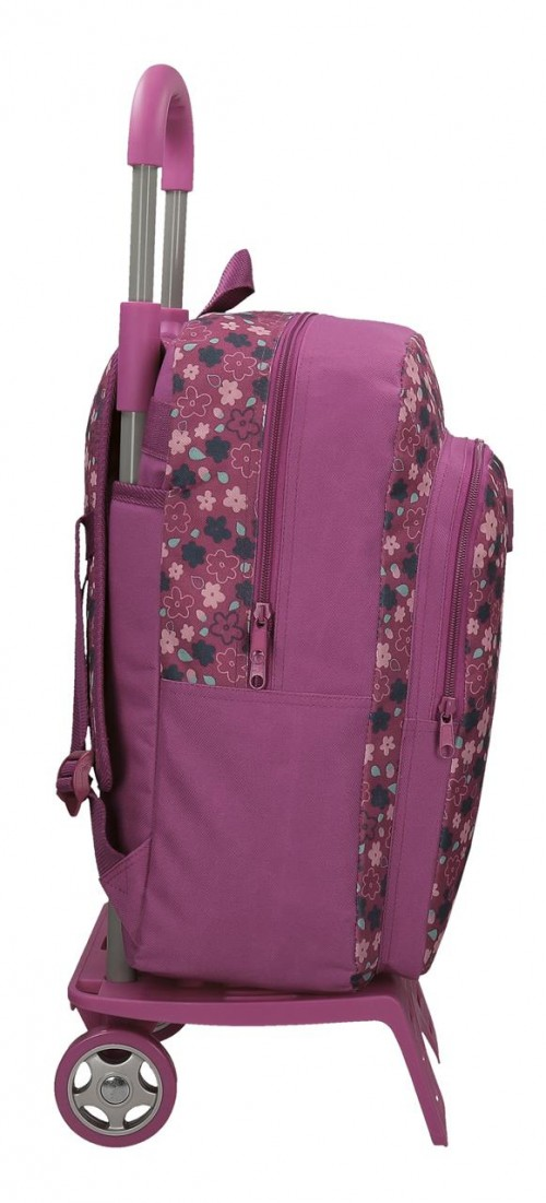 Mochila Roll Road Carro 40923N1 lateral