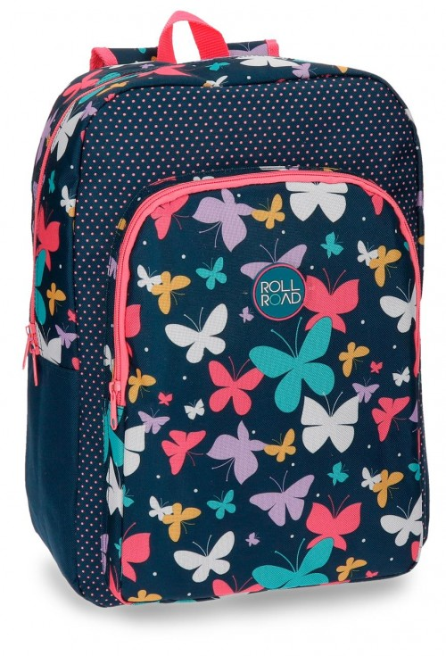 Mochila Adaptable Roll Road butterfly 52323B1