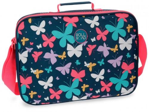 Cartera Extraescolar Roll Road Butterfly  5235361