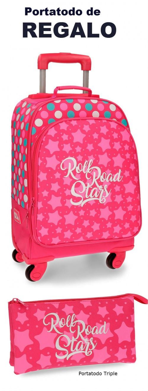 Mochila 4 Ruedas Roll Road Stars 5242861