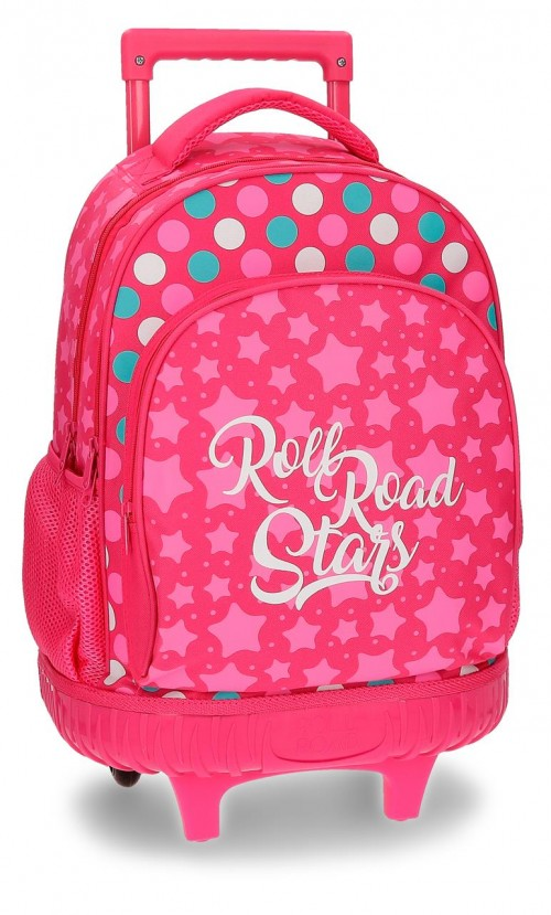 Mochila Compacta Roll Road Sstars 5242961