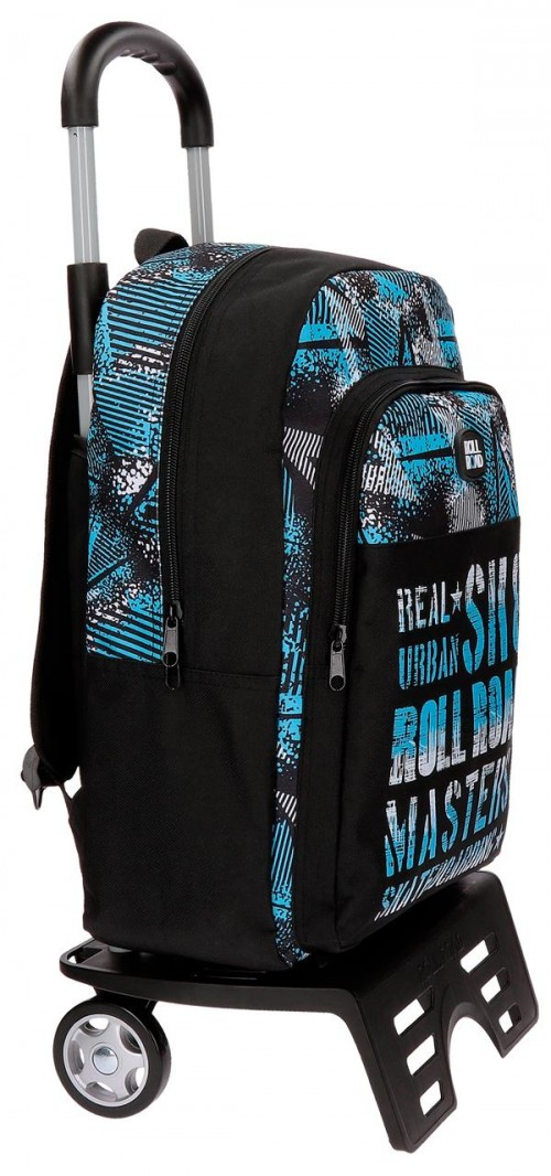 Mochila Carro  Roll Road Stars 52523N1 lateral