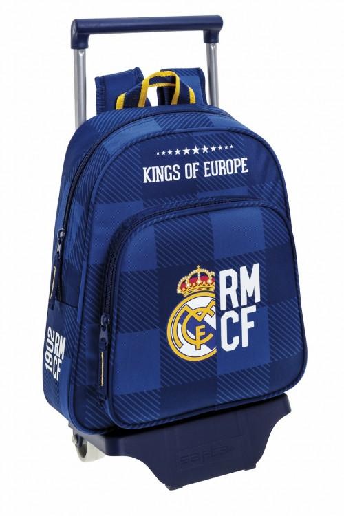 Mochila Carro Infantil Real Madrid 611724020