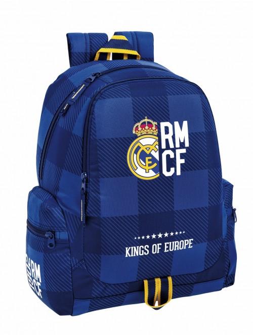 Mochila Real Madrid Bolsillos Laterales 611724662