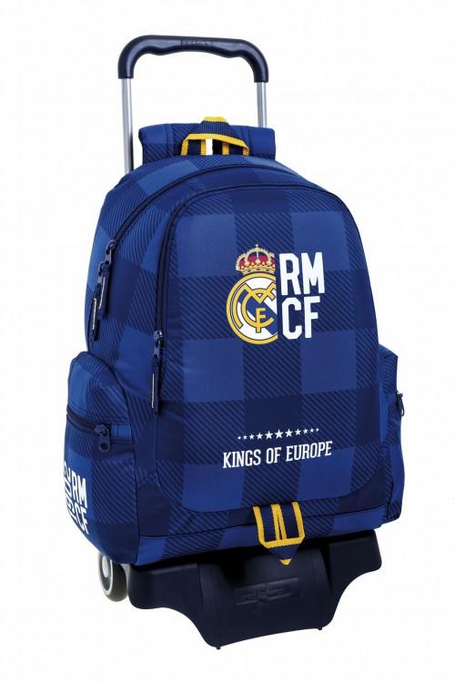 Mochila Carro Real Madrid Bolsillos 611724864