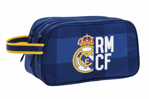 Neceser Doble Compartimento Real Madrid Adaptable 811724518