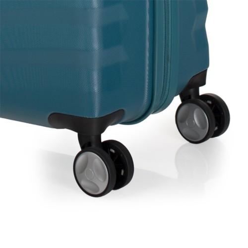 Trolley Cabina Jaslen Turquesa 5265002 detalle inferior