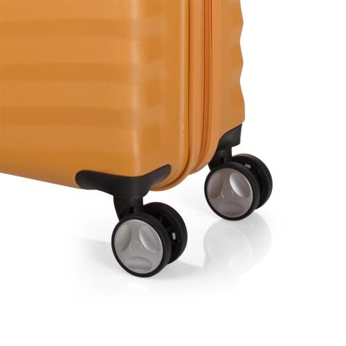 Trolley Cabina Jaslen Mostaza 5265003 inferior