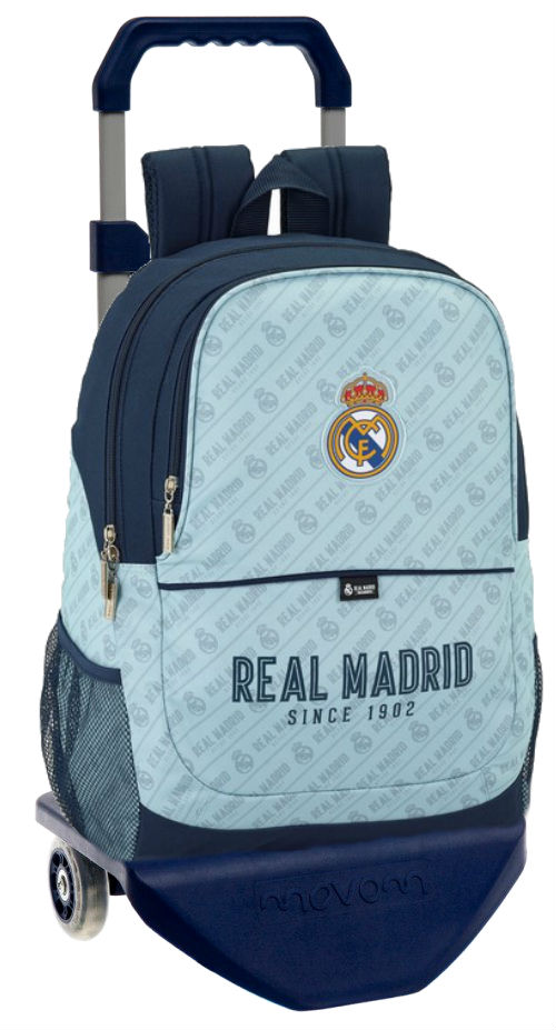 611824313 mochila con carro real madrid corporativa