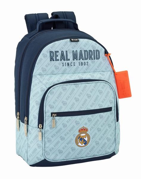 611824560 mochila real madrid adaptable con base de protección