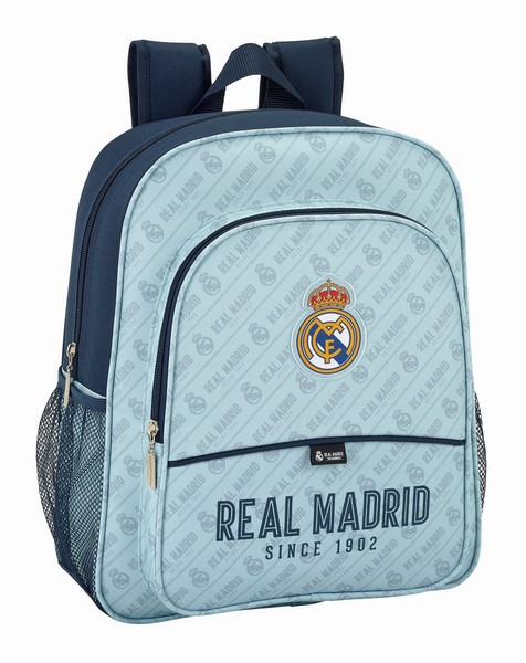 611824640 Mochila mediana junior real madrid corporativa