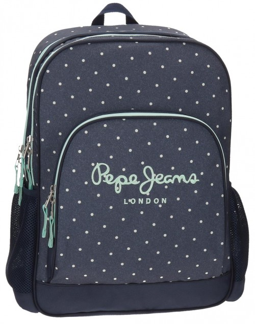 Mochila Doble Compartimento adaptable Pepe Jeans 6592551