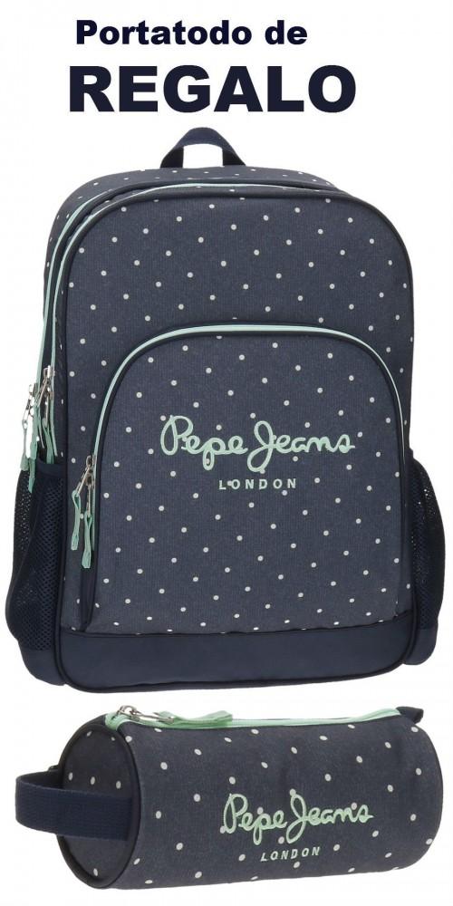 Mochila Doble adaptable Pepe Jeans 65925A1