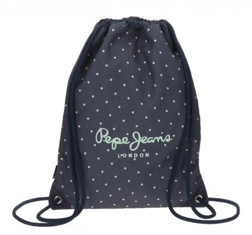 Gym Sac Pepe Jeans con Cremallera 6593751