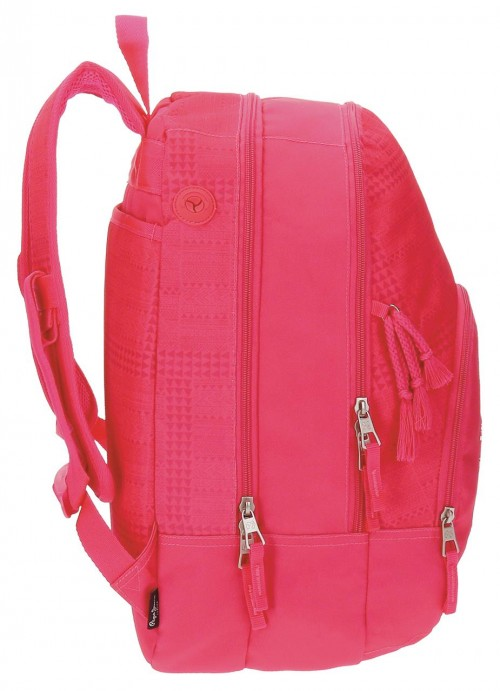 Mochila Doble Pepe Jeans 66124A1 lateral