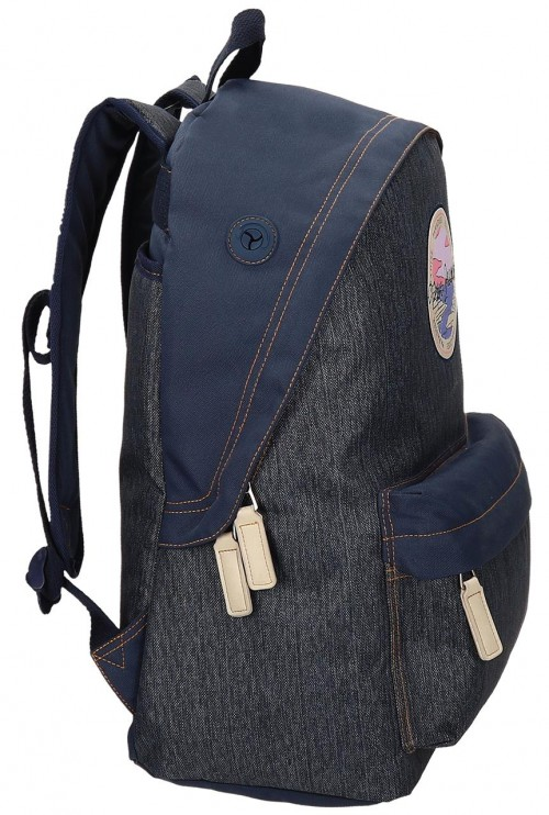 Mochila Pepe Jeans 66223A1 lateral